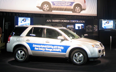 ASF Trinity Vehicles