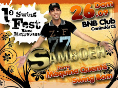 1ª SWING FEST - DO BLOCO EXTRAVASA
