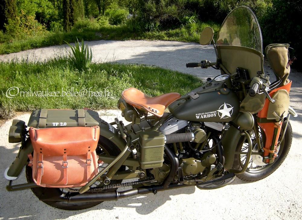 Harley Davidson Warboy For Sale