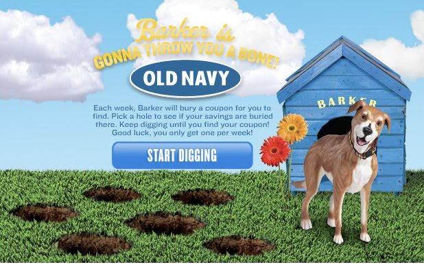 Coupons blogspot old navy