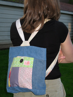 Monica Montag Backpack