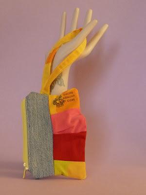 Monica Handmade Clutch Purses