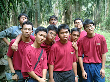 Leadership Camp, Gunung Senyum