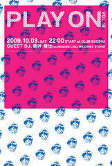 2009/10/03(土)PLAY ON@club buddha