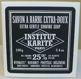 IKShaveSoap Institut Karite