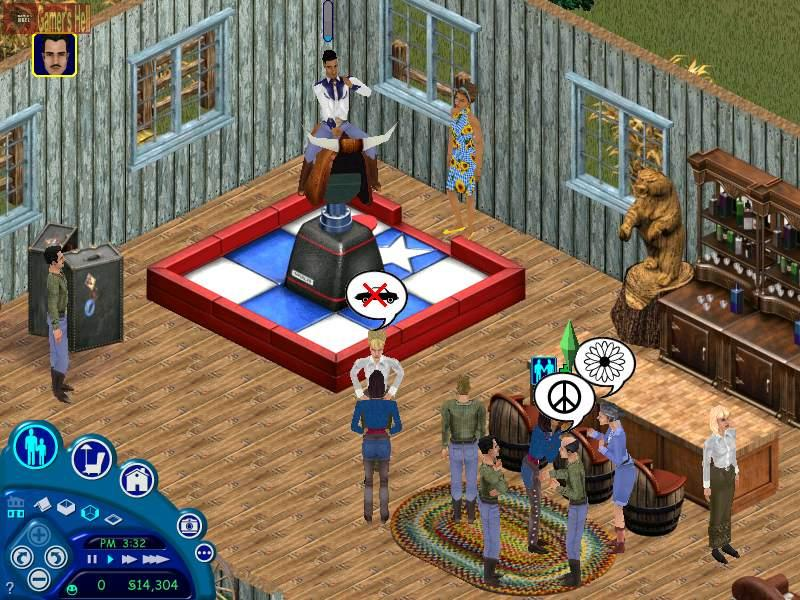 Los Sims House Party