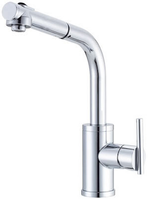 Danze D404558 Parma Pull-Out Kitchen Faucet