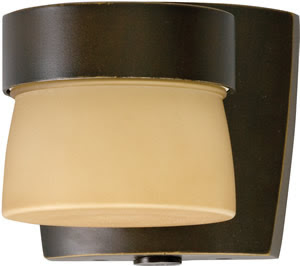 American Fluorescent ARMW1F13RBECT Aria Mini Outdoor Fixture Oil Rubbed Bronze 1 Light 13 Watt