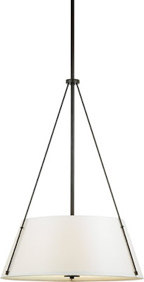 Quoizel LSM2826TM Large 3 Light Laurie Smith Millennium Pendant Teco Marrone