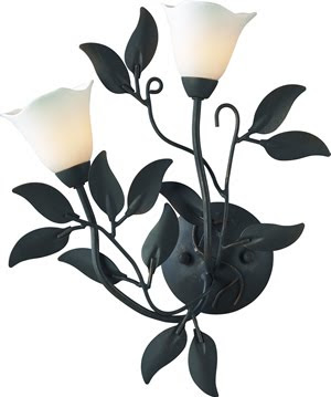 Z-Lite 1011-2S Lilybrook 2 Light Wall Sconce