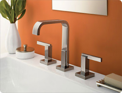 Danze D304544 Sirius Trim Line Two Handle Widespread Bathroom Faucet