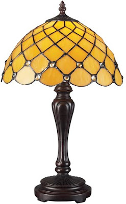 Z-Lite Z12-14TL Chandelle 1 Light Table Lamp Chestnut Bronze