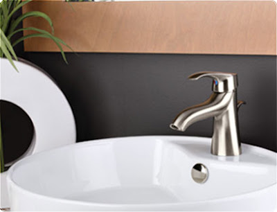 Danze D225547 Corsair Single Handle Bathroom Faucet
