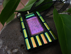 Mexican Window Pendant