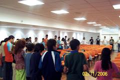 En la Universidad de La Punta