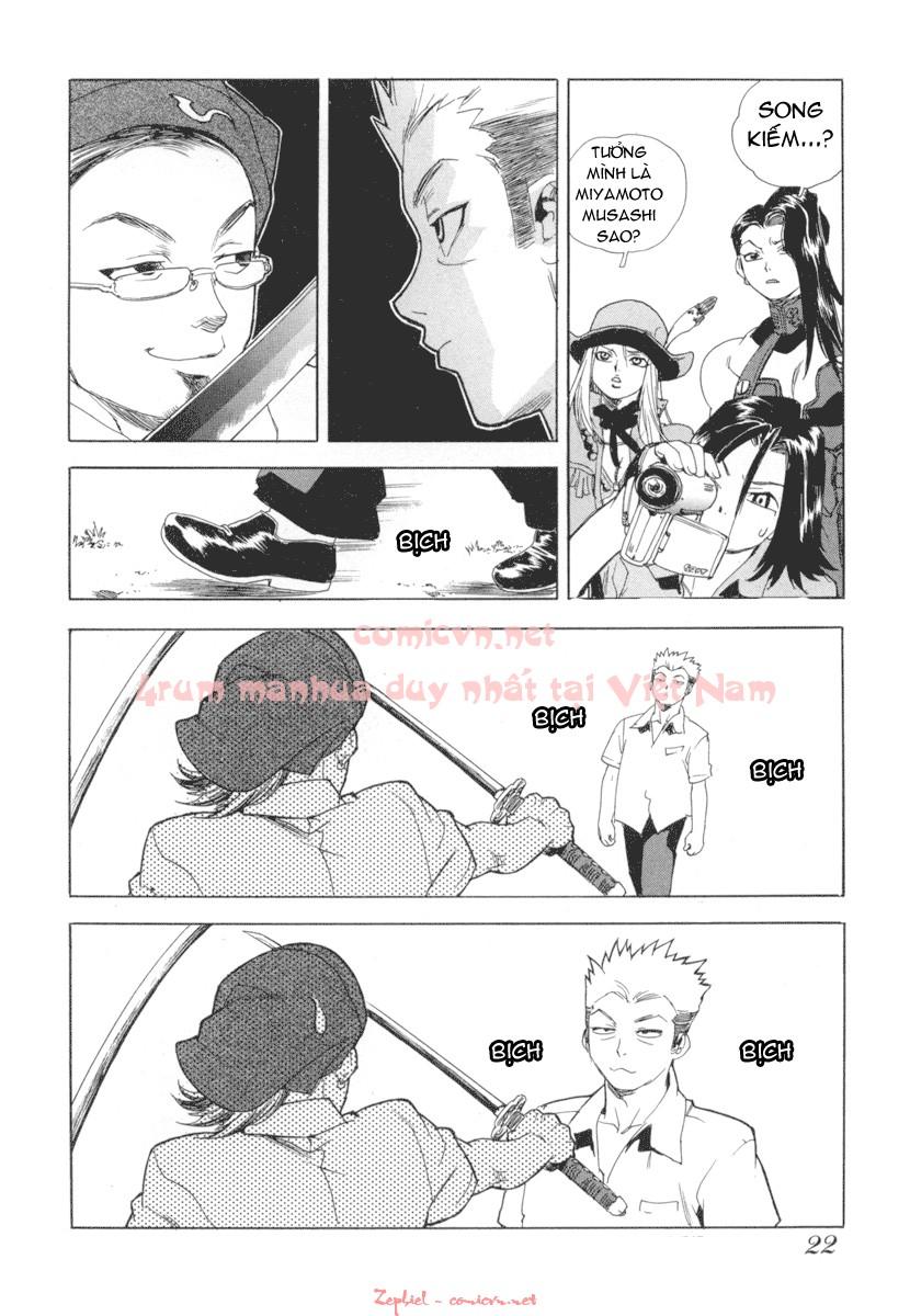 Aiki chap 8 - Trang 22