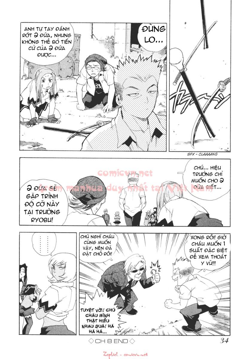 Aiki chap 8 - Trang 33