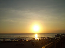 Sunset in Dreamland BALI