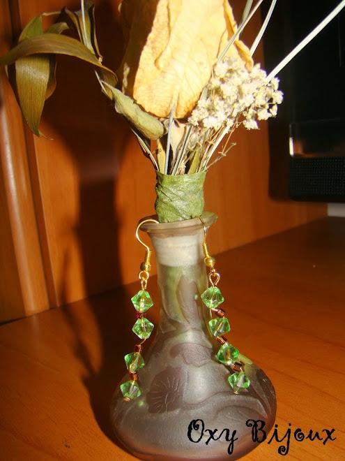 Cercei zig-zag - pret 6 RON ( C11)