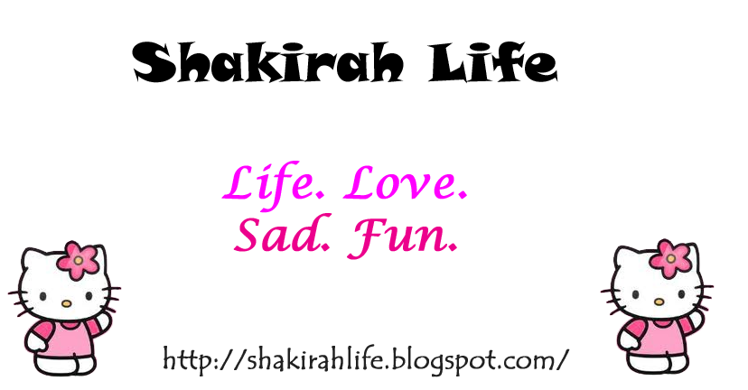Shakirah Life