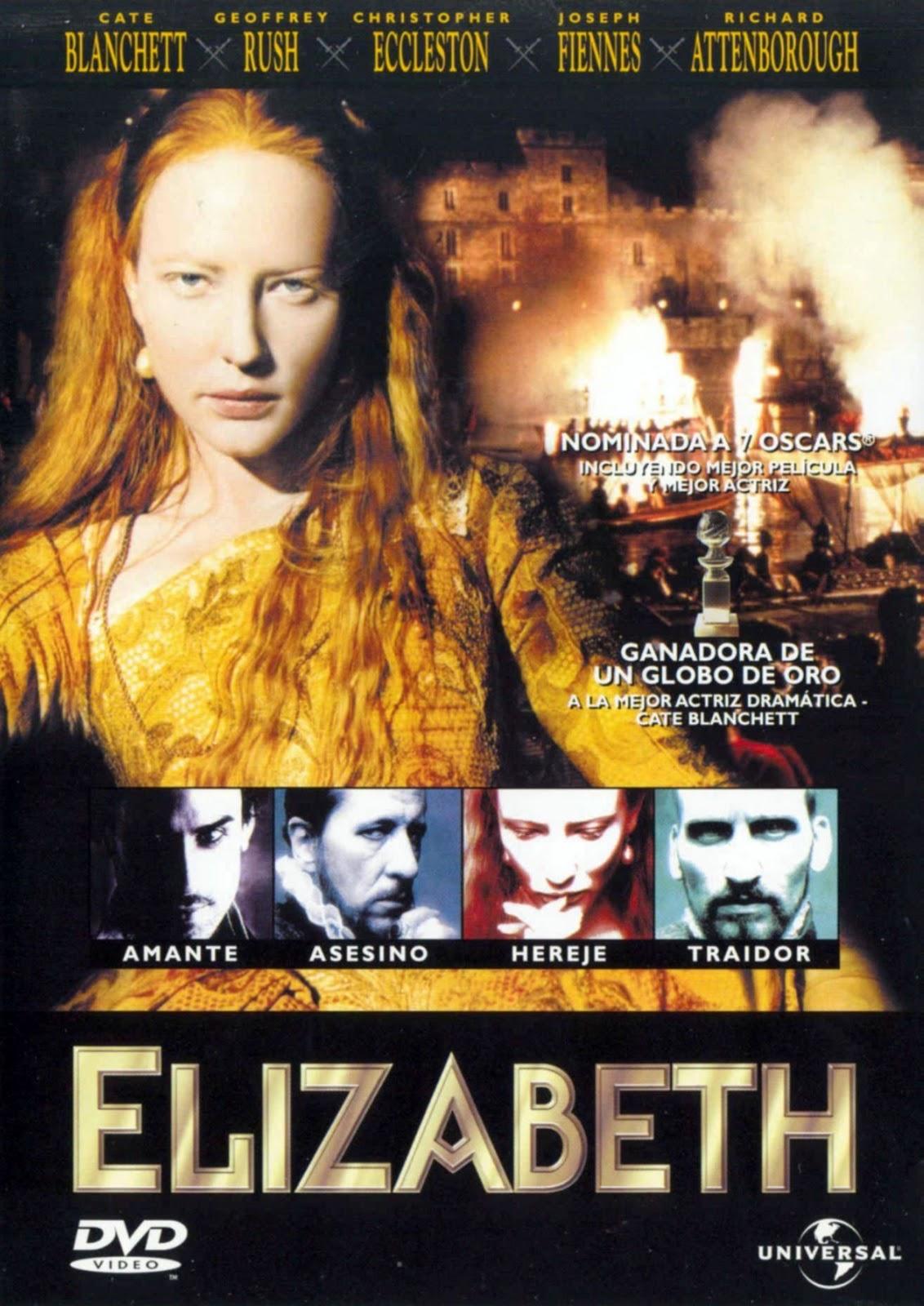 Elizabeth La Reina Virgen (1998)