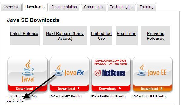 http file download using java