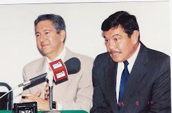 Toma posesión como director del Centro Nacional de Cálculo del IPN