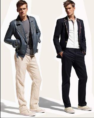 Men Fashion Trends 2010