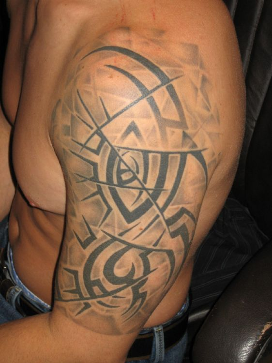 Best Of The Hottest Tattoos Ideas Hottest Fashionable Upper Arm Tattoo