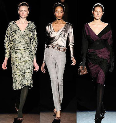 Women's Autumn /Winter 2009/2013 Fashion Trends