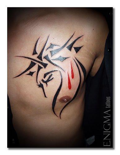 tattoos designs » tribal tattoo designs tribal