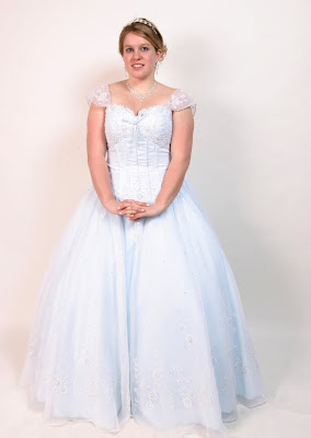 Trend Light Blue Wedding Dress, Trend Women Wedding Dress
