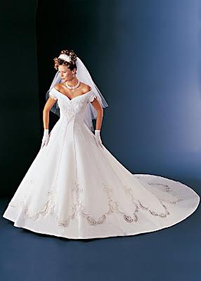 Cinderella White Wedding Dress