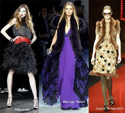 Top Trends For Winter 2009-2010