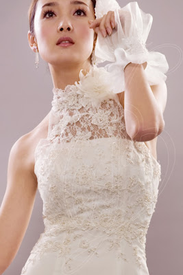 Romantic Wedding Dress,Romantic Fashion Trend, Trend Fashion 2009/2010, Trend Fashion Wedding Dress