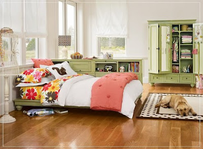 Design Rooms for Girls