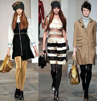 2010 Winter  Fashion Trends