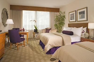 Elegant Hotel Design Comfortable for Guests