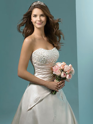 Gorgeous Women's Wedding Dress