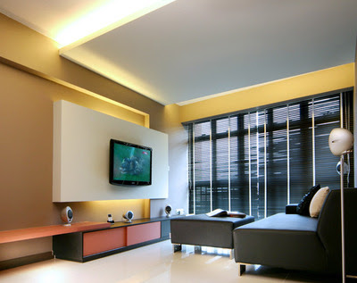 Interior Design Ideas Of Apartment