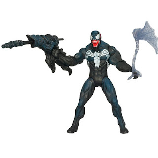 Marvel Spectacular Spider-man Dive Bomber Green Goblin Toxic Blast Venom  Mass Attack Dr Doctor Ock Power Charge Rhino Marvel Universe 3 1/4 inch figures Fiercest Foes battle cards