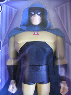Justice League Unlimited JLU Hourman 10 inch figure
