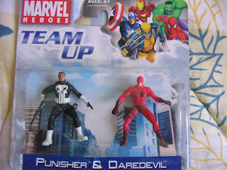 Marvel Super Hero Squad Daredevil Spider-man Ghost Rider Deadpool Punisher Venom Electra Kingpin Bulseye Dr Oct