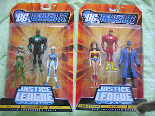 DC JLU Justice League Universe Fire Ice Question Flash Wonder Woman Green-Lantern Infinite Heroes Crisis