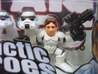 Star Wars Galactic Heroes Luke Skywalker Han Solo Rebel Episode IV A New Hope
