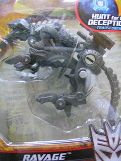 Transformers Legends Class Decepticon Ravage