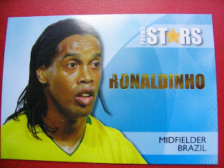 Ronaldinho Brazil Milan Barcelona Football  Soccer World Cup South Africa FIFA