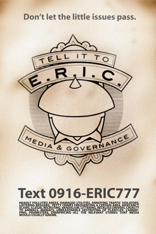 E.R.I.C. Logo
