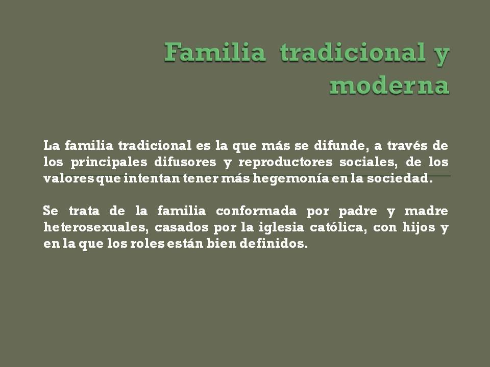 Ortiz gutierrez yulian familia tradicional y moderna for Oficina tradicional y moderna