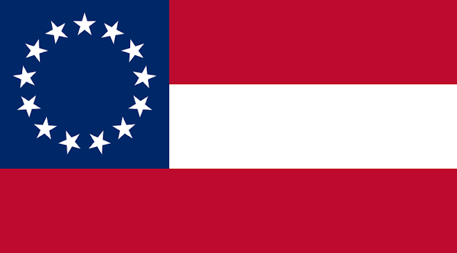 First National Flag (13 Stars)